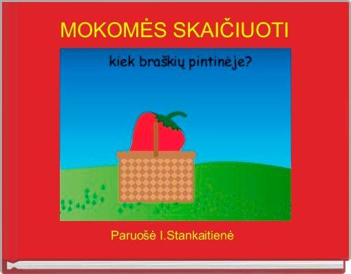 MOKOMĖS SKAIČIUOTI