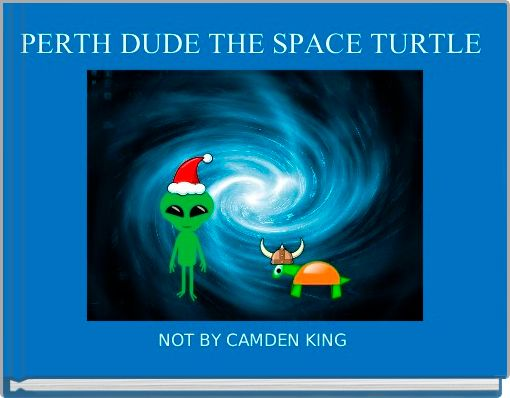 PERTH DUDE THE SPACE TURTLE