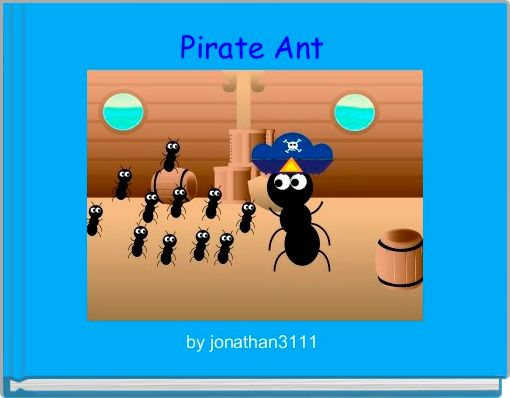 Pirate Ant