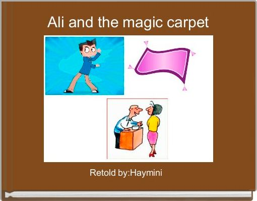 Ali and the magic carpet
