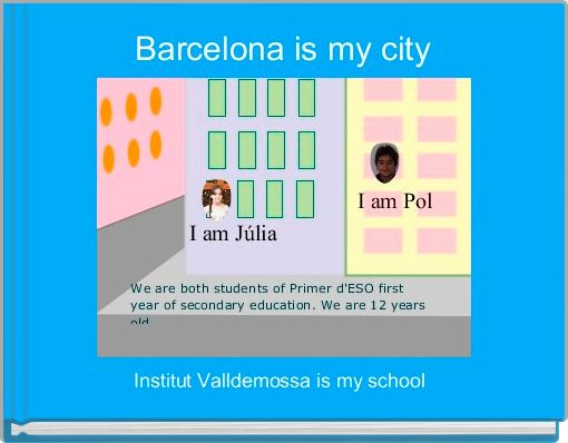 Barcelona is my city