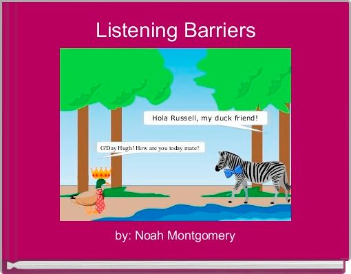 Listening Barriers