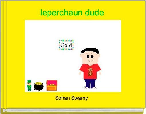 leperchaun dude