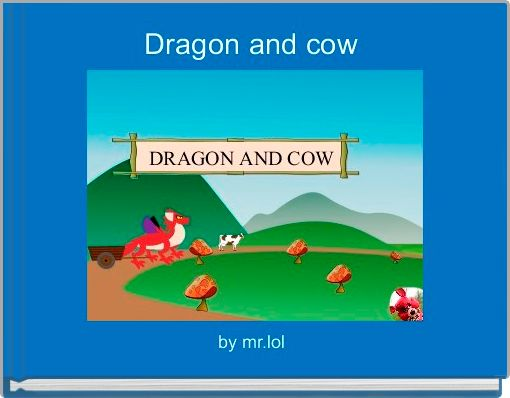 Dragon and cow