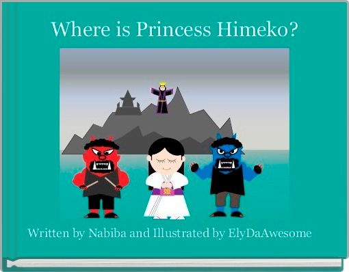 Where is Princess Himeko?