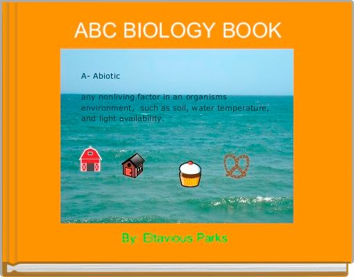 ABC BIOLOGY BOOK
