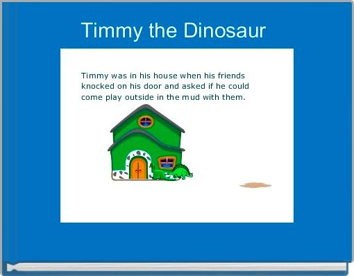 Timmy the Dinosaur