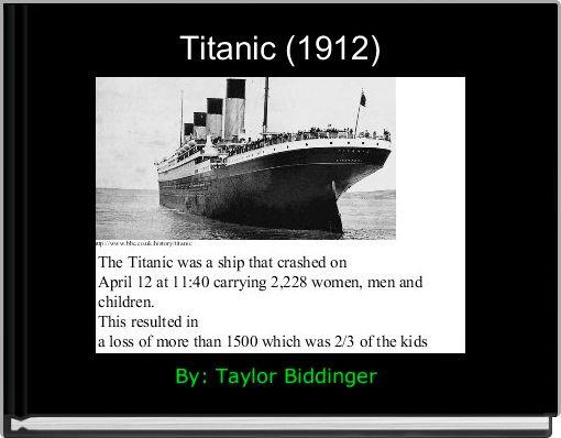 Titanic (1912)