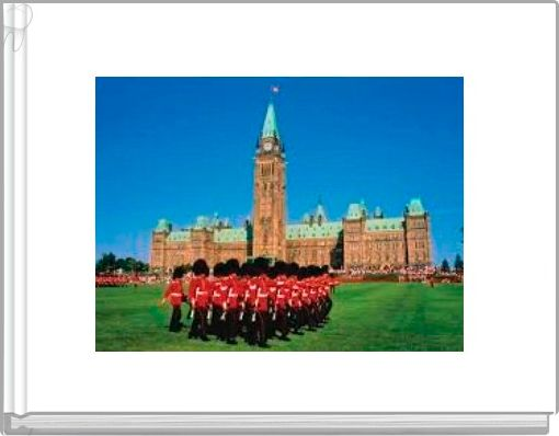 The Kid's Book About Canada.