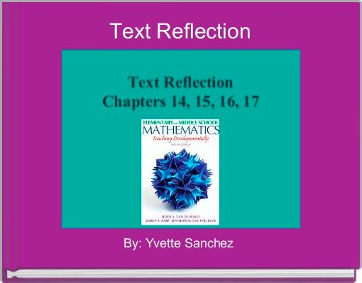 Text Reflection