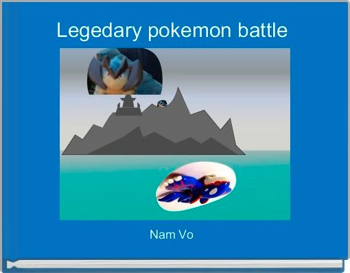 Legedary pokemon battle
