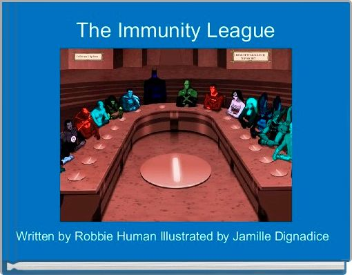 The Immunity League
