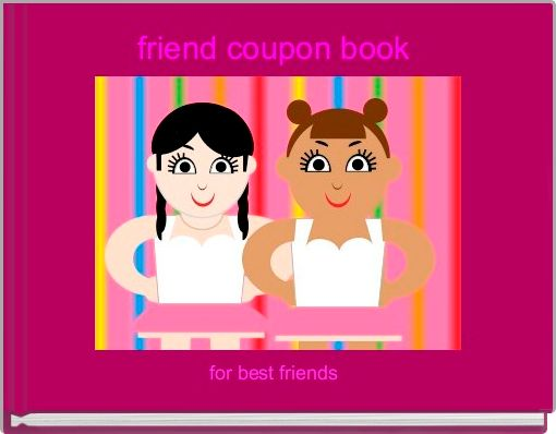 friend coupon book
