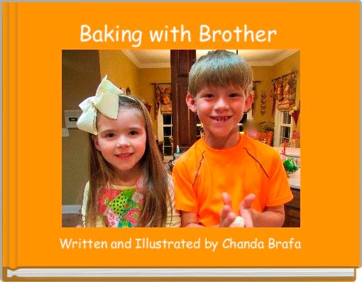 Baking with Brother