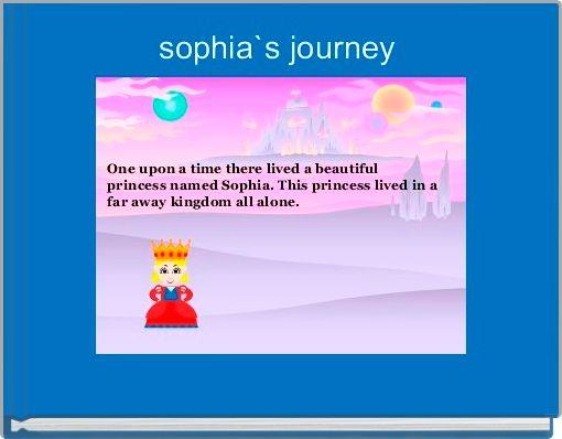 sophia`s journey