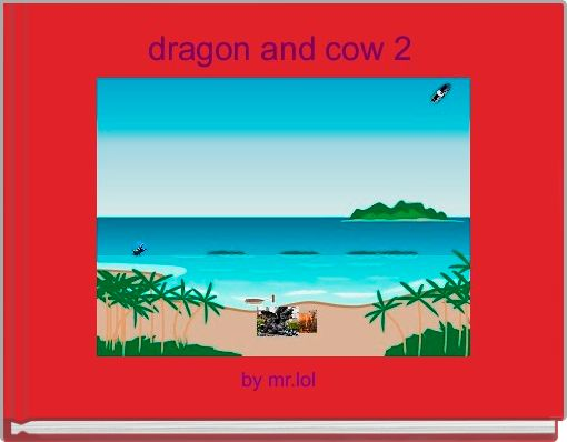 dragon and cow 2