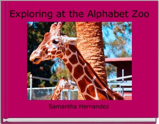 Exploring at the Alphabet Zoo