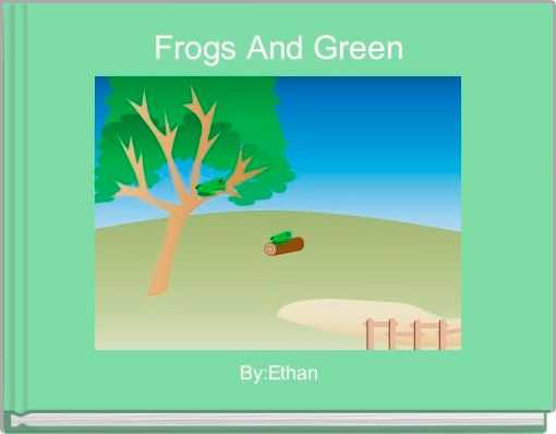 Frogs And Green