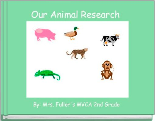 Our Animal Research