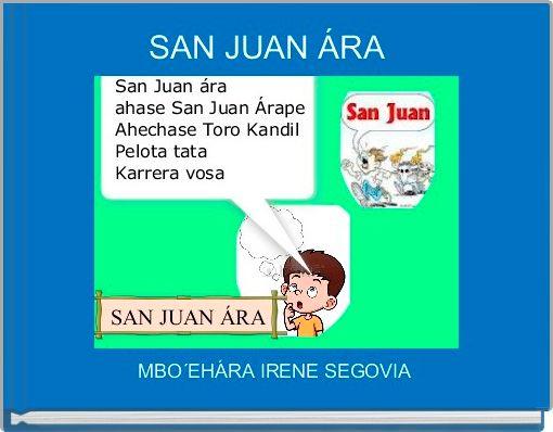 SAN JUAN ÁRA