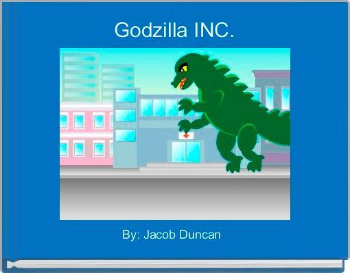 Godzilla INC.