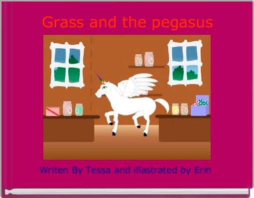 Grass and the pegasus