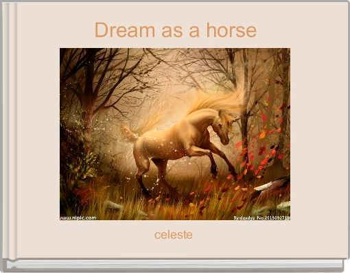 Dream as a horse