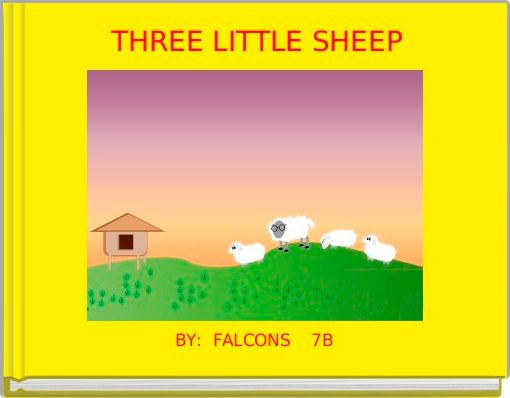 THREE LITTLE SHEEP