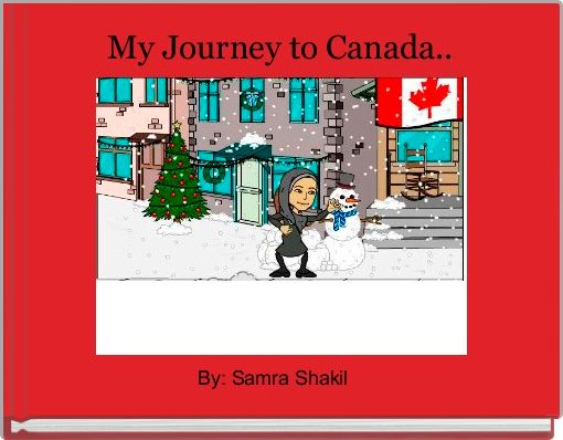 My Journey to Canada..