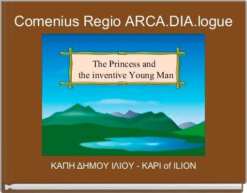 Comenius Regio ARCA.DIA.logue