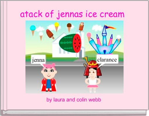 atack of jennas ice cream