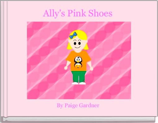Ally's Pink Shoes