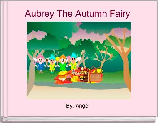 Aubrey The Autumn Fairy