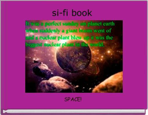 si-fi book