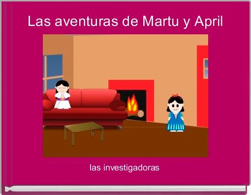 Las aventuras de Martu y April