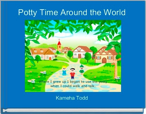 Potty Time Around the World