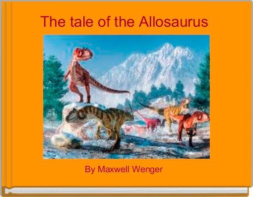 The tale of the Allosaurus