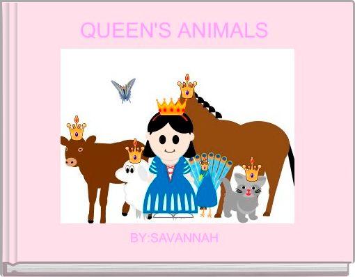 QUEEN'S ANIMALS