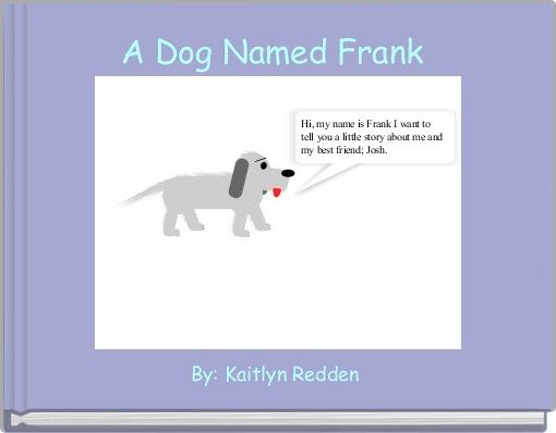 A Dog Named Frank