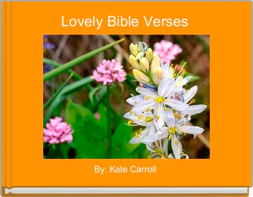 Lovely Bible Verses