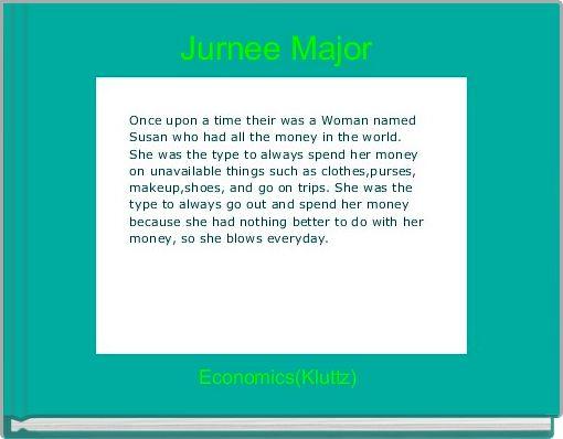 Jurnee Major