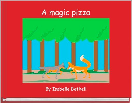 A magic pizza