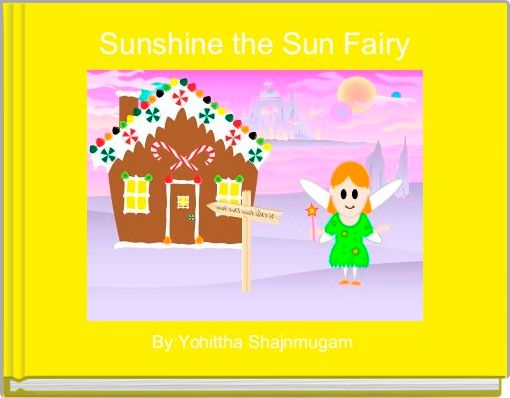 Sunshine the Sun Fairy