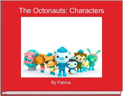The Octonauts: Characters