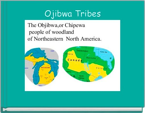 Ojibwa Tribes