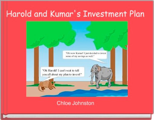 Harold and Kumar's Investment Plan