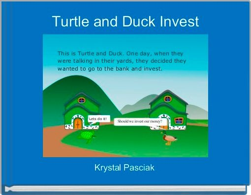 Turtle and Duck Invest