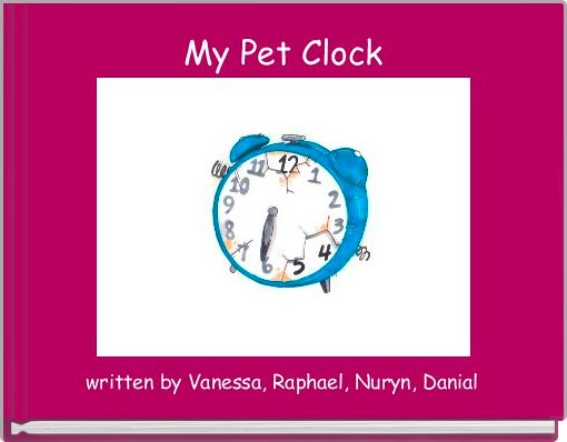 My Pet Clock