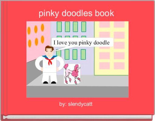 pinky doodles book