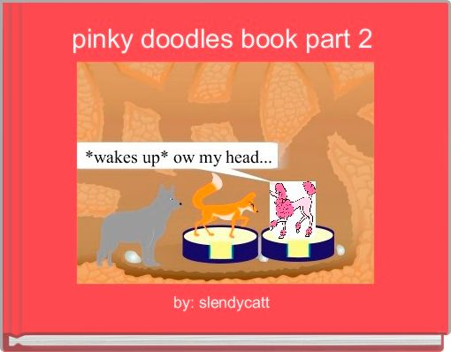 pinky doodles book part 2
